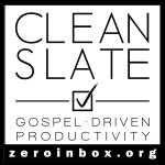 Clean Slate 2015_Gospel Driven